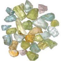 Emerald, Aquamarine, Morganite