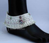 Bridal Heavy Silver Anklets.jpg