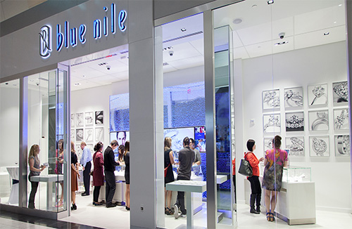 Blue Nile Opens Fifth Webroom
