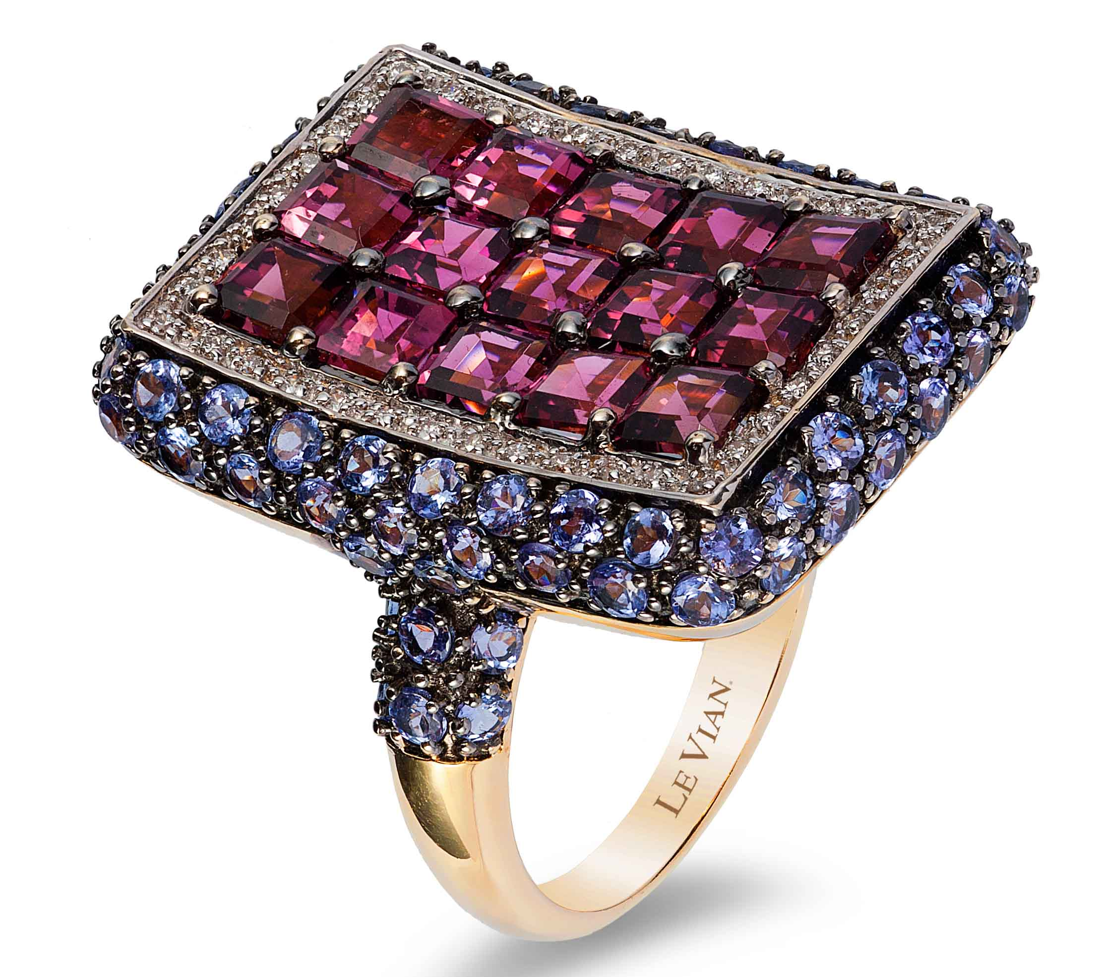 Vanilla Diamonds Ring