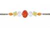 Arya Esha's One-of-a-Kind Gemstone Bracelet