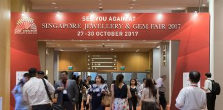 Singapore Jewellery & Gem Fair