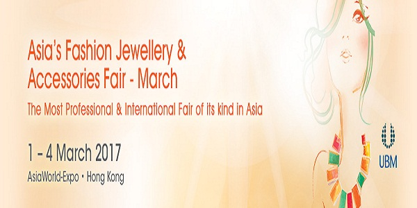 Asia′s Fashion Jewellery & Accessories Fair 2017