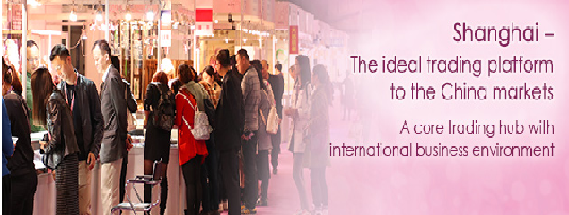 Shanghai International Fashion Jewellery Expo