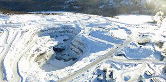 Stornoway Renard Mine