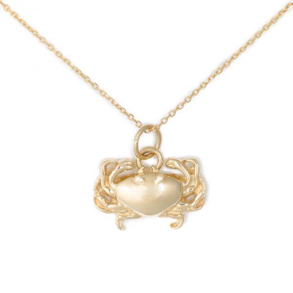 Crab-gold