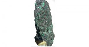 Emerald Uncovered in Brazil