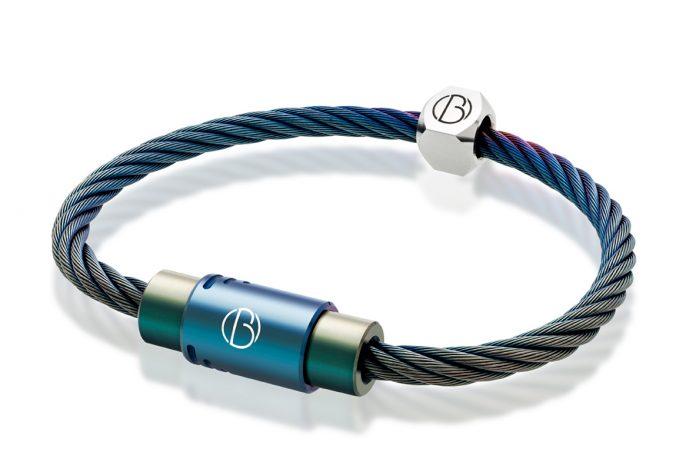 bailey-of-sheffield-coated-bracelet-petrol-1