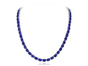 safi kilima tanzanite necklaces from the wow collection