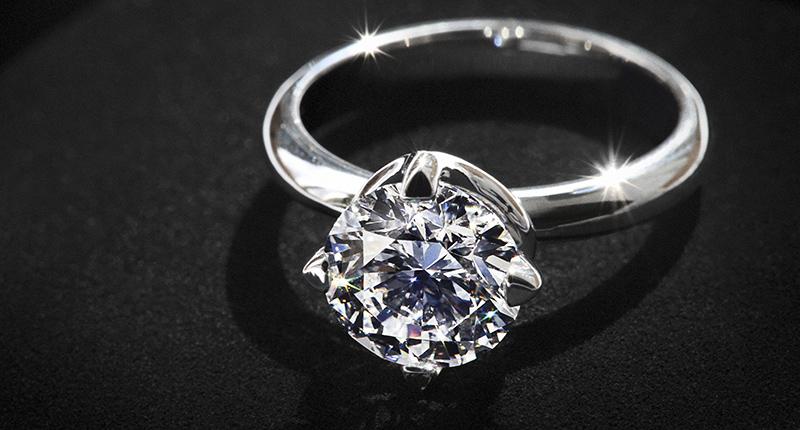 Diamond-ring