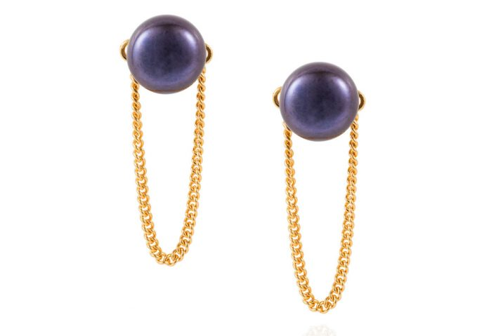 Pearl-Chain-Stud-Peacock-Gold