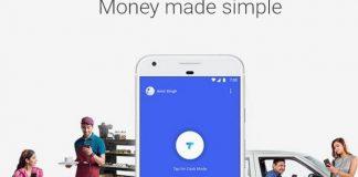 google tez payment