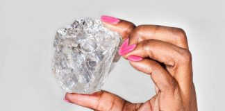 largest diamond discovered