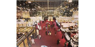 Mideast jewellery show