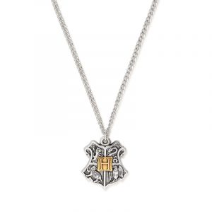 HOGWARTS TWO TONE NECKLACE