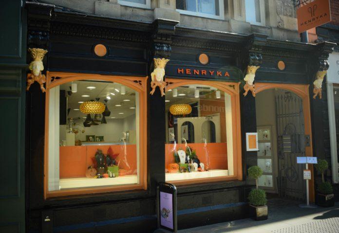 Henryka unveils transformed boutique