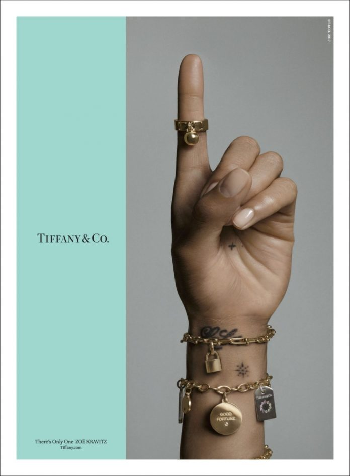 Tiffany & Co harnesses signature colour to drive traffic online
