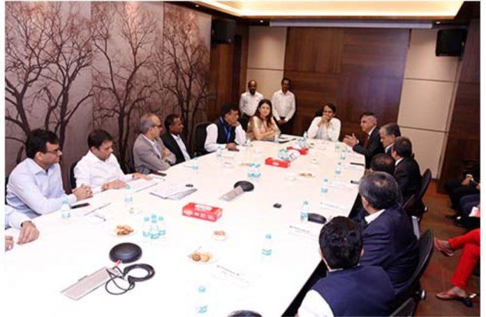 Commerce Minister visit