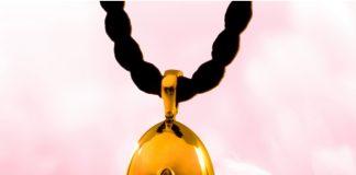 Golden Egg pendant