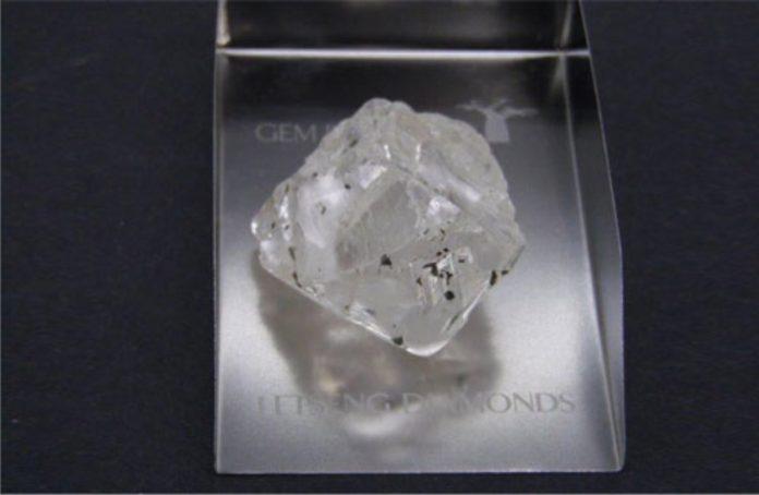 gem diamonds 202 ct