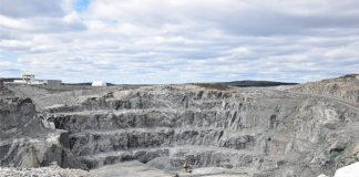 Stornowway Renard mine