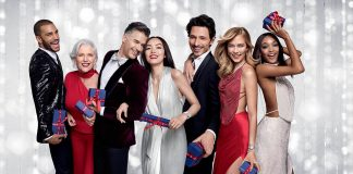 Swarovski adds sparkle to Christmas new