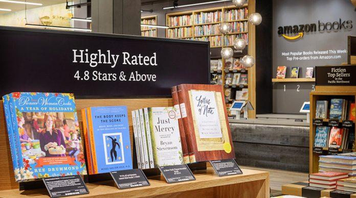 Visit to Amazon Books