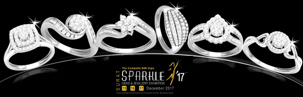 Surat Sparkle Gems And Jewellery Exhibition