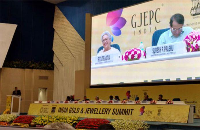 GJEPC Gold Summit