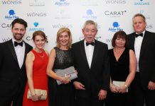 Wongs Jewellers Winter Ball in Liverpool to raise money