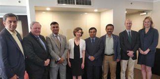 KP India with EU
