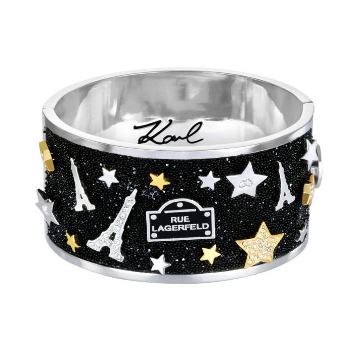 KL Love From Paris Bangle£339
