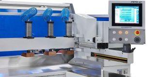 Wrights Plastics has invested £40000n the Bermaq diamond edge polisher