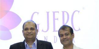 Pramod Kumar Agarwal and Colin Shah Elected GJEPC Chairman & Vice Chairman for 2018-20