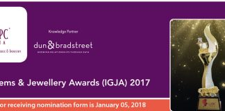 India Gems & Jewellery Awards IGJA