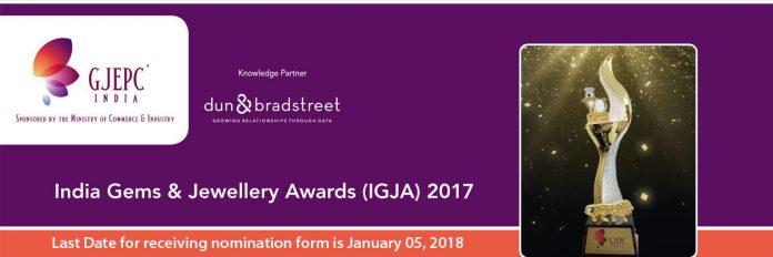 India Gems & Jewellery Awards IGJA