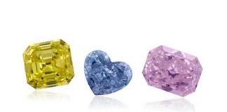 FCRF Coloured Diamonds