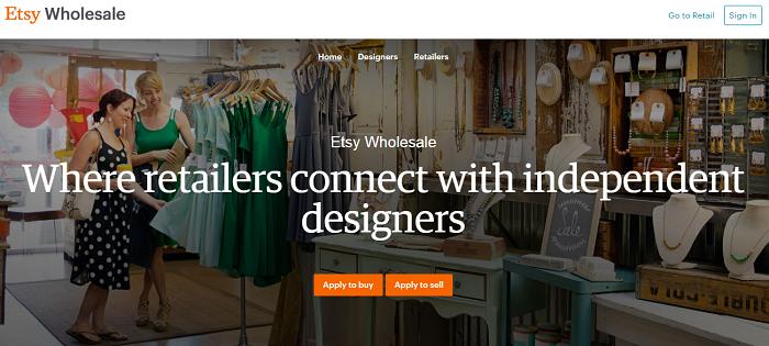 Etsy Wholesale