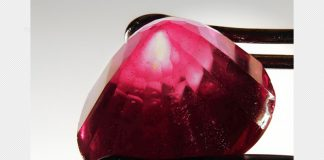 GIA Finds Synthetic Ruby Layer on Natural Gemstones