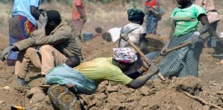 Pilot Program on Artisanal And Small-Scale Diamond Mining