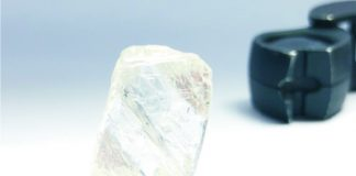 Mountain Province 95 ct Diamond