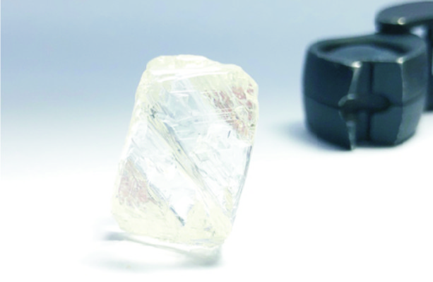 Mountain Province 95 ct Diamond