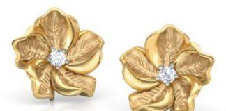 CaratLane Earring
