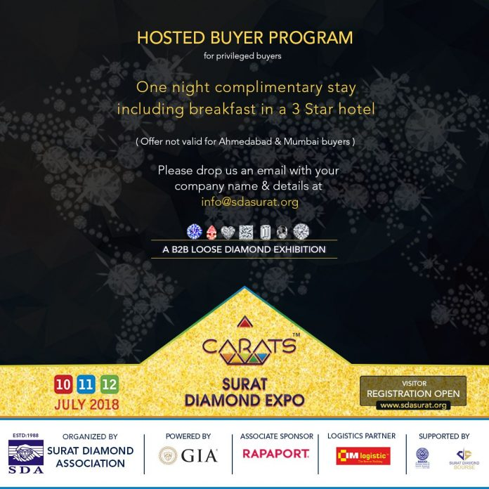 ATS-SURAT DIAMOND EXPO,