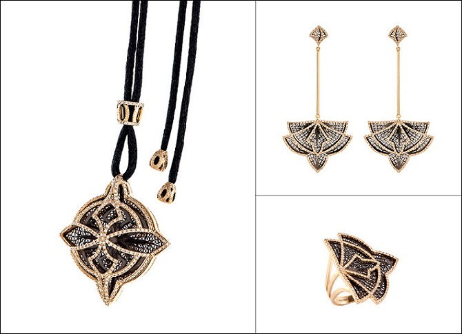 Heritage Filigree Jewelry Brand ELEUTERIO Makes US Debut at COUTURE