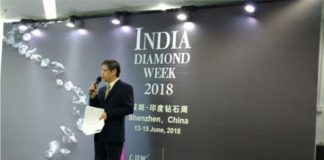 India Diamond Week 2018