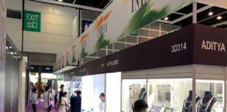 GJEPC Hosts Large India Pavilion at June HK Jewellery & Gem Fair.