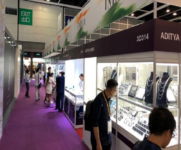 GJEPC Hosts Large India Pavilion at June HK Jewellery & Gem Fair