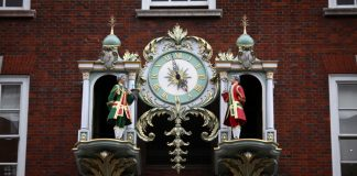 Bees Arrive At Fortnum And Masons