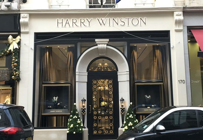harry winston online uk
